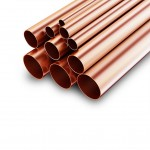 "Copper Tube - 4.1/2"" o/d x 10g"